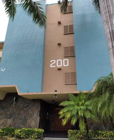 200 NE 14th Ave #320, Hallandale Beach, FL 33009 (MLS #A10863391) :: Julian Johnston Team