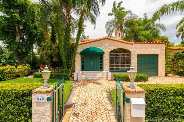 525 Altara Ave, Coral Gables, FL 33146 (MLS #A10863488) :: The Jack Coden Group