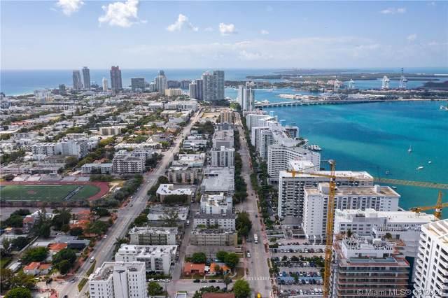 1225 West Ave #501, Miami Beach, FL 33139 (MLS #A10863574) :: Prestige Realty Group
