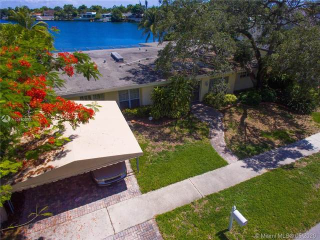 2115 NE 191st Dr, North Miami Beach, FL 33179 (MLS #A10863687) :: Berkshire Hathaway HomeServices EWM Realty