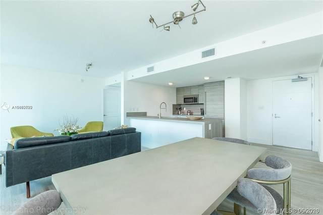 400 Sunny Isles Blvd #501, Sunny Isles Beach, FL 33160 (MLS #A10863722) :: Grove Properties