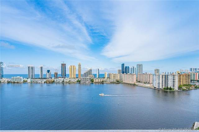 3000 Island Blvd #2406, Aventura, FL 33160 (MLS #A10863755) :: United Realty Group