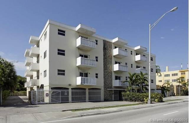 360 NE 125th St #210, North Miami, FL 33161 (MLS #A10863766) :: Berkshire Hathaway HomeServices EWM Realty