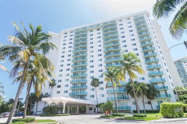 19380 Collins Ave #1125, Sunny Isles Beach, FL 33160 (MLS #A10863771) :: The Jack Coden Group