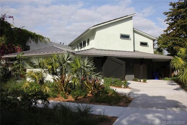 2551 Trapp Ave, Miami, FL 33133 (MLS #A10863794) :: Laurie Finkelstein Reader Team