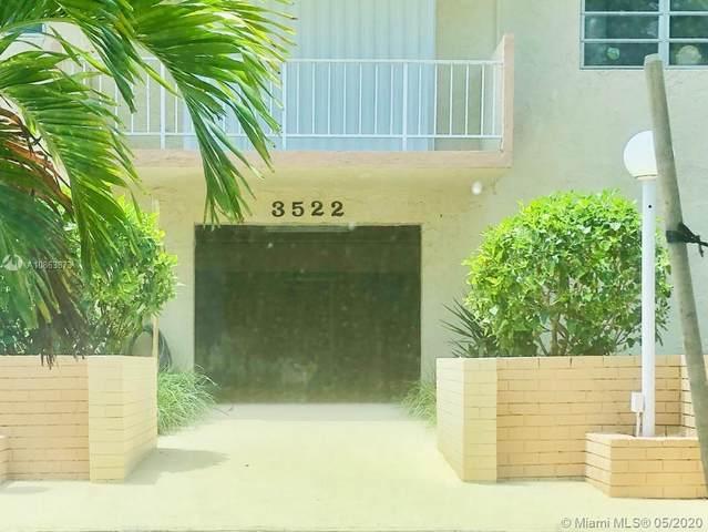 3522 NE 171st St #301, North Miami Beach, FL 33160 (#A10863873) :: Dalton Wade
