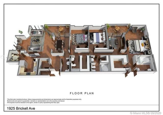 1925 Brickell Ave D508, Miami, FL 33129 (MLS #A10863896) :: Castelli Real Estate Services