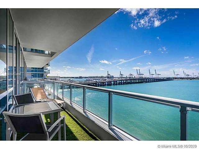 540 West Ave #512, Miami Beach, FL 33139 (MLS #A10863937) :: United Realty Group