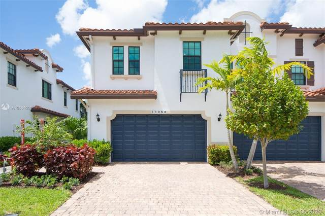 11353 SW 13th St #11353, Pembroke Pines, FL 33025 (MLS #A10864009) :: The Teri Arbogast Team at Keller Williams Partners SW