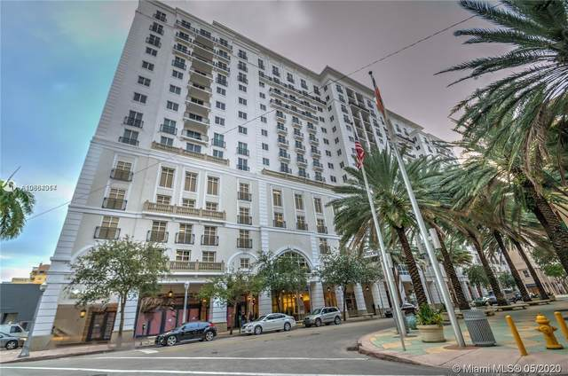 10 Aragon Ave #1007, Coral Gables, FL 33134 (MLS #A10864014) :: Lucido Global