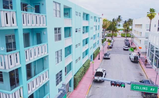 701 Collins Ave 3A, Miami Beach, FL 33139 (MLS #A10864024) :: Julian Johnston Team