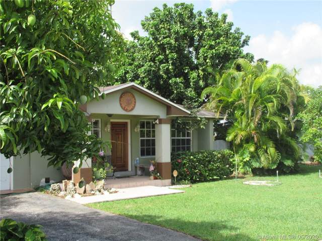 644 NW 18th St, Homestead, FL 33030 (MLS #A10864041) :: The Teri Arbogast Team at Keller Williams Partners SW