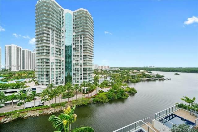 300 Sunny Isles Blvd 4-804, Sunny Isles Beach, FL 33160 (#A10864074) :: Dalton Wade