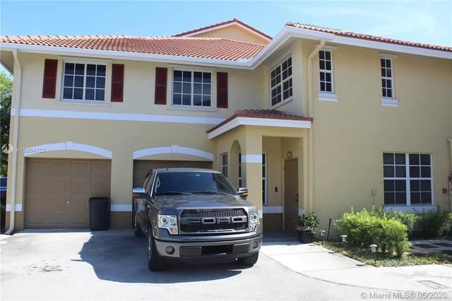 750 NE 90th St #801, Miami, FL 33138 (MLS #A10864123) :: Carole Smith Real Estate Team