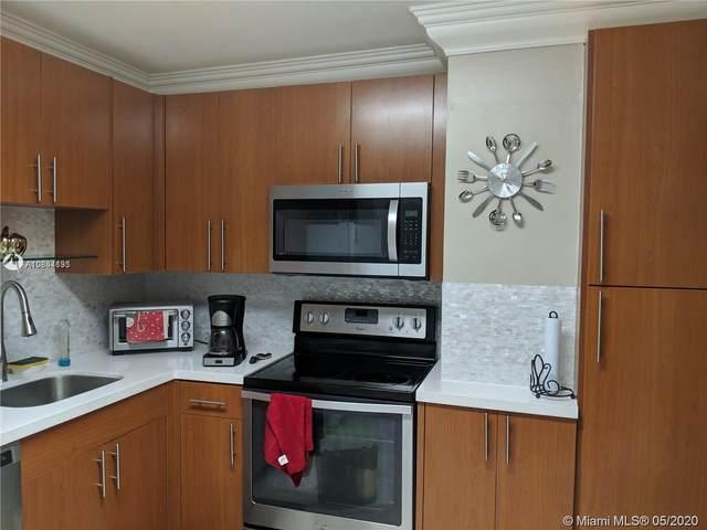 2821 N Miami Beach Blvd 6M, North Miami Beach, FL 33160 (MLS #A10864133) :: Grove Properties