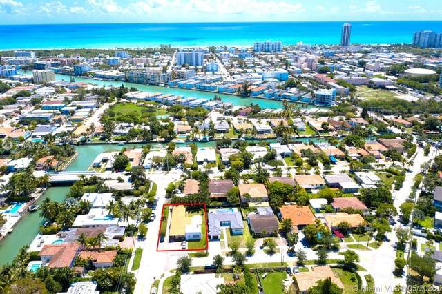 1260 Daytonia Rd, Miami Beach, FL 33141 (MLS #A10864137) :: GK Realty Group LLC