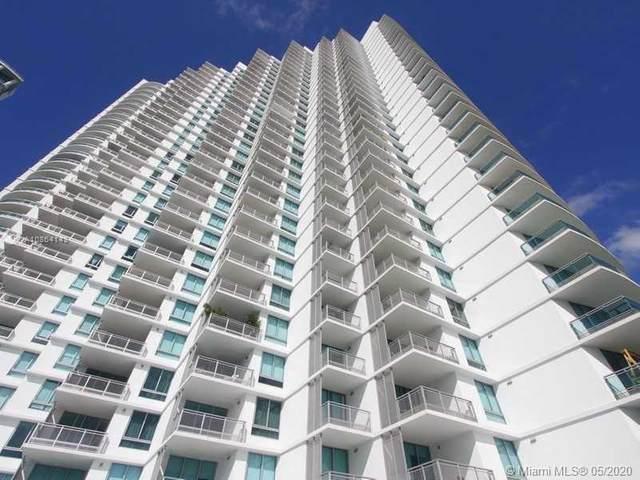 350 S Miami Av #2608, Miami, FL 33130 (MLS #A10864143) :: Jo-Ann Forster Team
