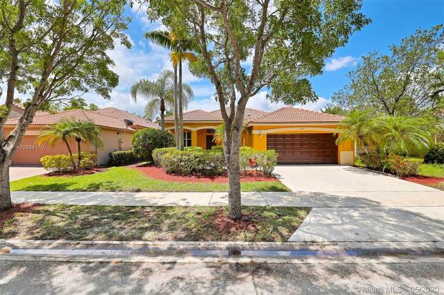 706 Sunflower Circle, Weston, FL 33327 (#A10864170) :: Real Estate Authority
