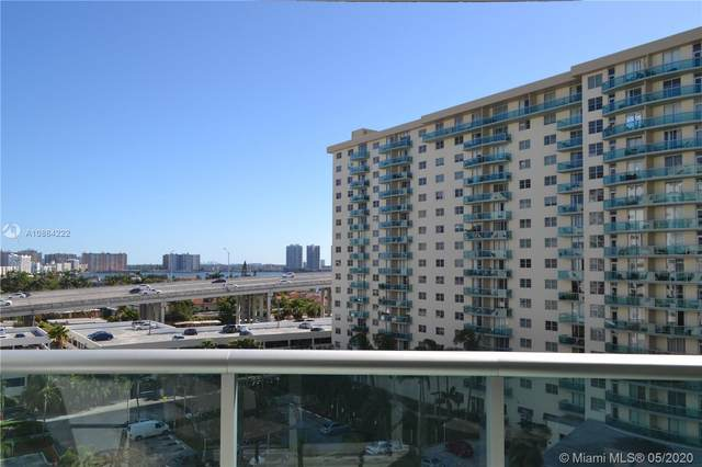19380 Collins Ave #825, Sunny Isles Beach, FL 33160 (MLS #A10864222) :: Lucido Global