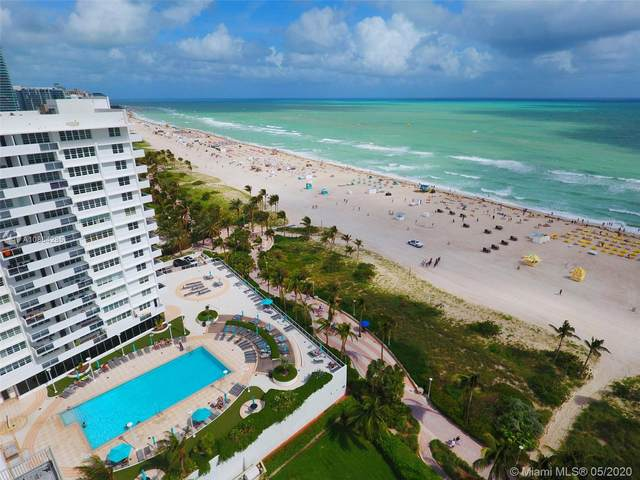 100 Lincoln Rd #712, Miami Beach, FL 33139 (MLS #A10864285) :: Julian Johnston Team
