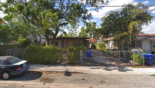 231 NW 32nd St, Miami, FL 33127 (MLS #A10864347) :: Prestige Realty Group