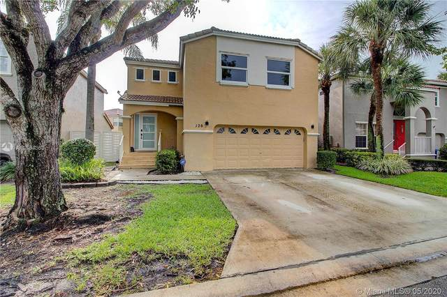 126 NW 117th Ave, Coral Springs, FL 33071 (#A10864363) :: Real Estate Authority