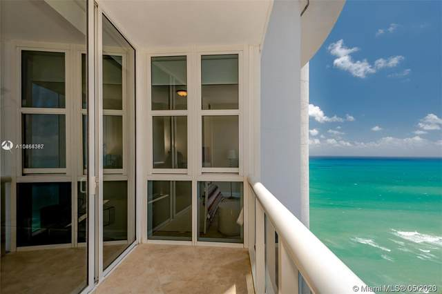 18201 Collins Ave #4705, Sunny Isles Beach, FL 33160 (MLS #A10864387) :: The Rose Harris Group