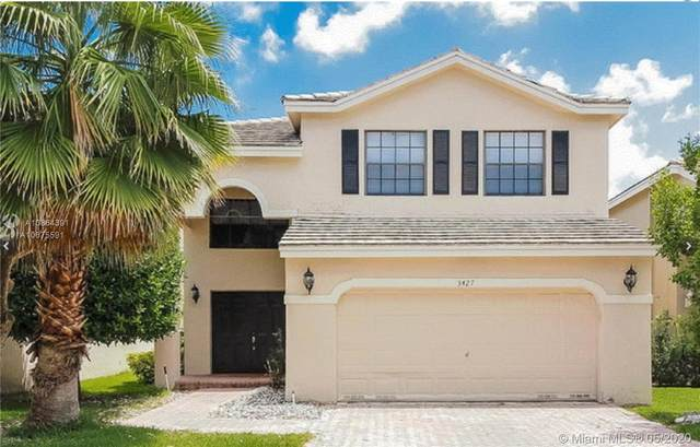 3427 NW 112th Way, Coral Springs, FL 33065 (MLS #A10864391) :: The Rose Harris Group