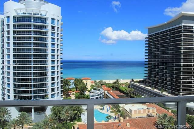 5900 E Collins Ave #1506, Miami Beach, FL 33140 (MLS #A10864393) :: The Riley Smith Group