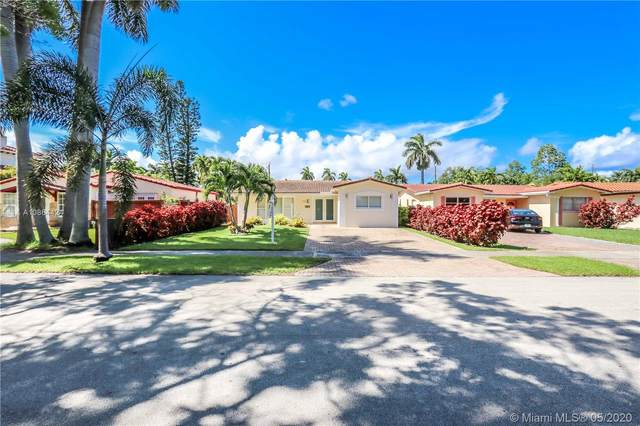 1321 Madison St, Hollywood, FL 33019 (MLS #A10864424) :: Castelli Real Estate Services