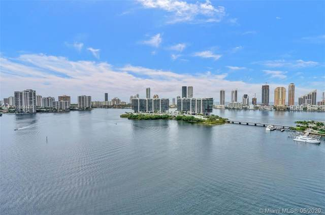 3201 NE 183rd St #1804, Aventura, FL 33160 (MLS #A10864476) :: The Pearl Realty Group