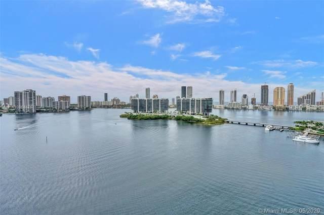 3201 NE 183rd St #1804, Aventura, FL 33160 (MLS #A10864476) :: Ray De Leon with One Sotheby's International Realty