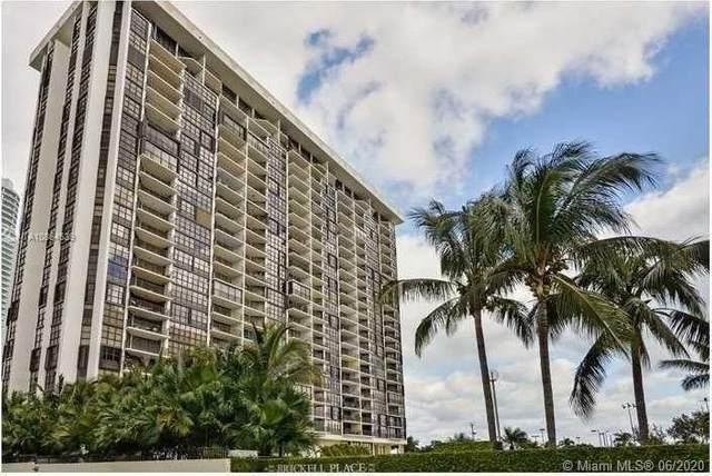 1865 Brickell Ave A1901, Miami, FL 33129 (MLS #A10864539) :: Carole Smith Real Estate Team