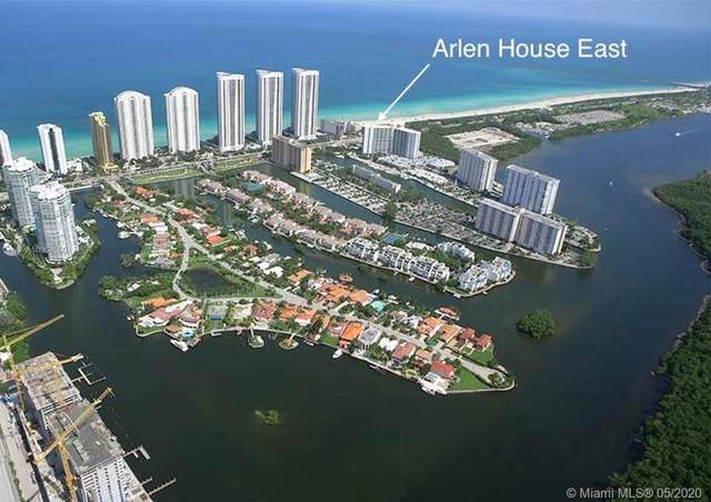 100 Bayview Dr #1408, Sunny Isles Beach, FL 33160 (MLS #A10864550) :: The Riley Smith Group