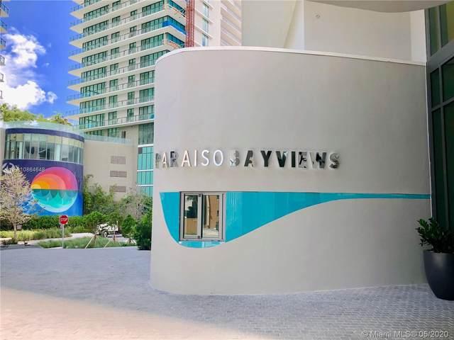 501 NE 31st #2206, Miami, FL 33137 (MLS #A10864648) :: ONE | Sotheby's International Realty