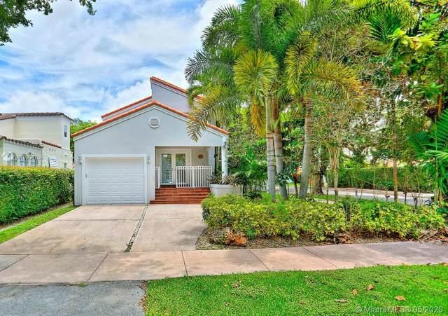 1115 Capri St, Coral Gables, FL 33134 (MLS #A10864754) :: Grove Properties