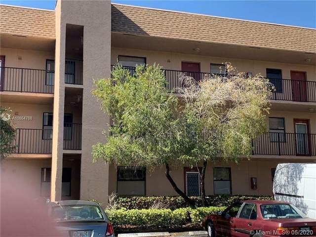 2941 N Nob Hill Rd #101, Sunrise, FL 33322 (MLS #A10864788) :: Castelli Real Estate Services