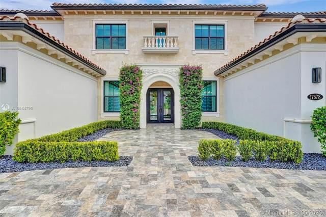 17678 Cadena Dr, Boca Raton, FL 33496 (MLS #A10864795) :: The Rose Harris Group