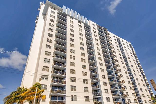 401 69th St #902, Miami Beach, FL 33141 (MLS #A10864818) :: The Paiz Group