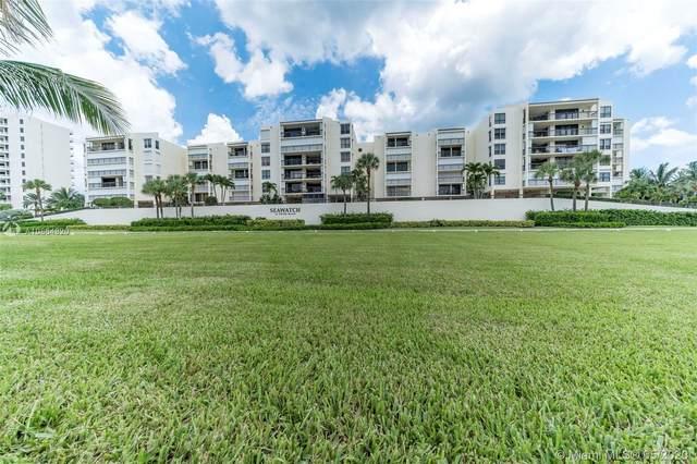 19670 Beach Rd A604, Tequesta, FL 33469 (MLS #A10864820) :: The Rose Harris Group