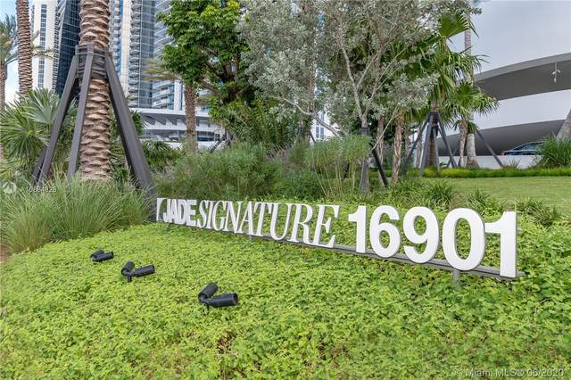 16901 Collins Ave #905, Sunny Isles Beach, FL 33160 (MLS #A10864825) :: Berkshire Hathaway HomeServices EWM Realty