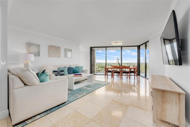 1000 Quayside Ter #1411, Miami, FL 33138 (MLS #A10864832) :: Grove Properties