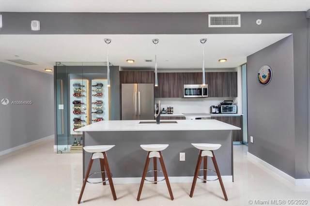 488 NE 18 Th Street #1000, Miami, FL 33132 (MLS #A10864905) :: ONE | Sotheby's International Realty