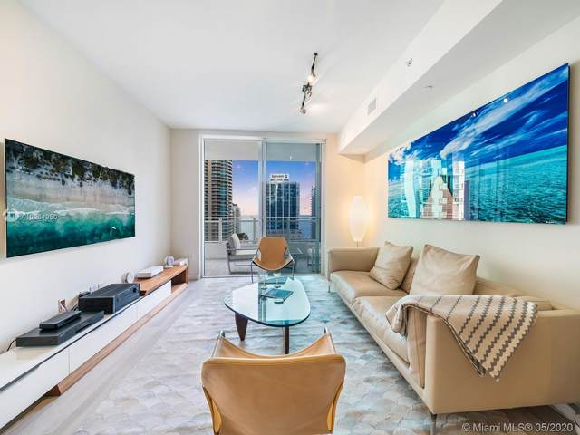 1080 Brickell Ave #2706, Miami, FL 33131 (MLS #A10864950) :: The Jack Coden Group