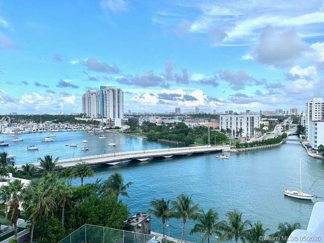 20 Island Ave #806, Miami Beach, FL 33139 (MLS #A10864975) :: ONE | Sotheby's International Realty