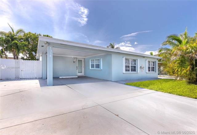 1314 SW 22nd Ave, Fort Lauderdale, FL 33312 (MLS #A10864996) :: RE/MAX