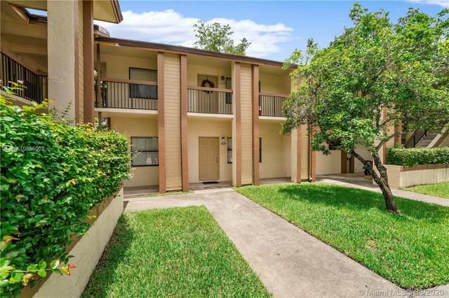 11337 Royal Palm Blvd G-1, Coral Springs, FL 33065 (MLS #A10865002) :: Berkshire Hathaway HomeServices EWM Realty