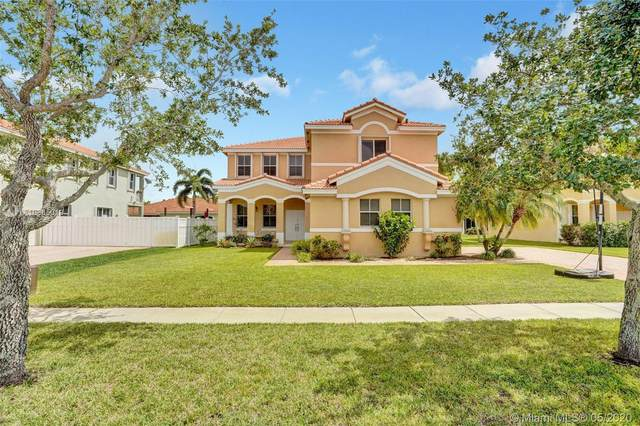 16384 NW 16th St, Pembroke Pines, FL 33028 (MLS #A10865019) :: Castelli Real Estate Services