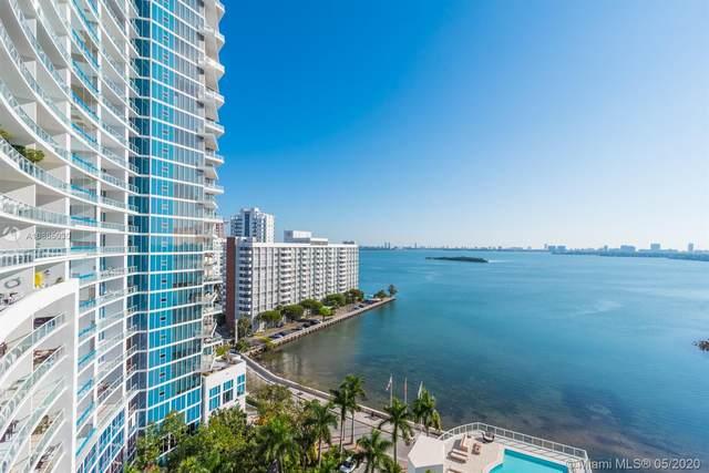 2020 N Bayshore Dr #1410, Miami, FL 33137 (MLS #A10865030) :: Carole Smith Real Estate Team