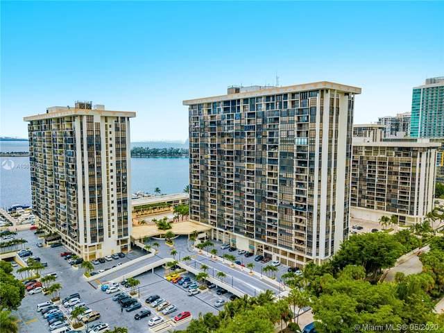 1865 NE Brickell Ave A602, Miami, FL 33129 (MLS #A10865052) :: Castelli Real Estate Services